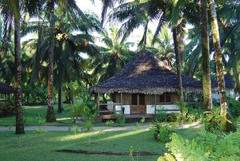Поклонников экотуризма не разочарует Masoala Rain Forest Lodge