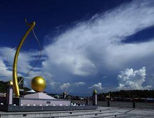 Бруней притягивает почти полмиллиона туристов в год