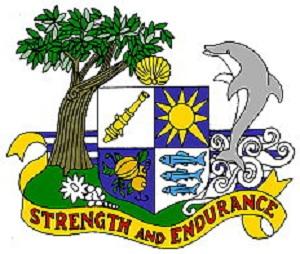 Современный герб Ангильи