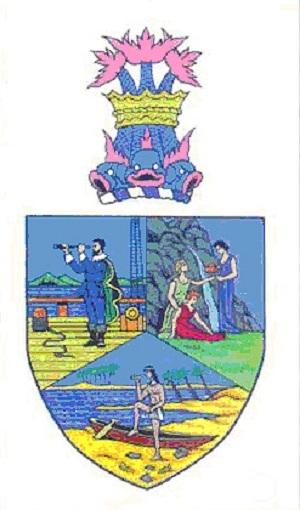 Символика первого герба Ангильи