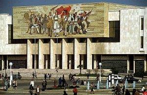 Национальный музей истории тираны