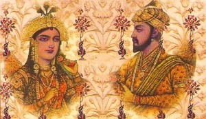 Шах Джахан и Мумтаз Махал