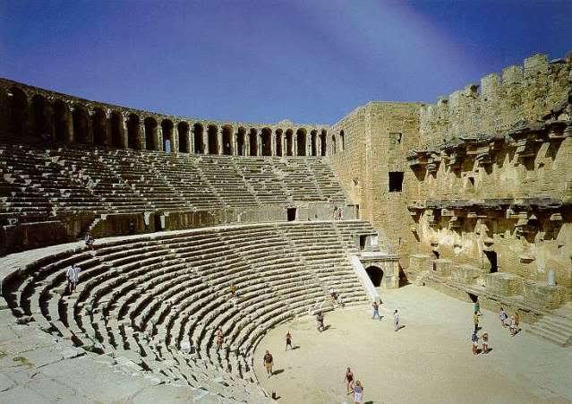 Театр Аспендоса