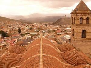 Город Потоси- очень красивый, большое количество старых церквей
