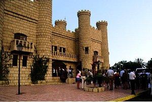 португальская крепость Сан-Мигель