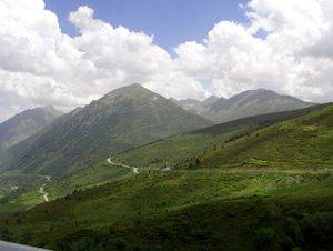 горная красавица-Андорра