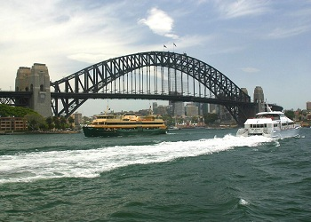 Символ и гордость Сиднея – мост Харбор-Бридж