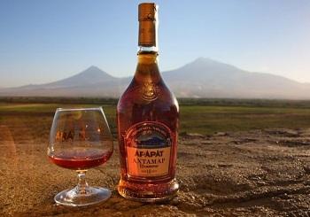 Коньяк - визитная карточка Армении
