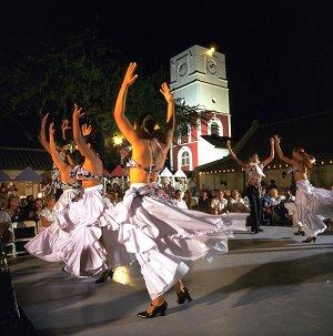 Фестивали Арубы
