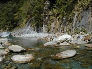 Национальный парк Тароко, самый популярный заповедник Тайваня