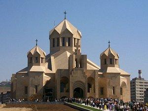 собор св. Григория Просветителя