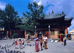 Монголы не зря называют свою страну Землей синего неба