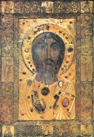 Икона Спасителя из Анчи