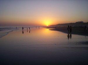 Пляж Аргентины