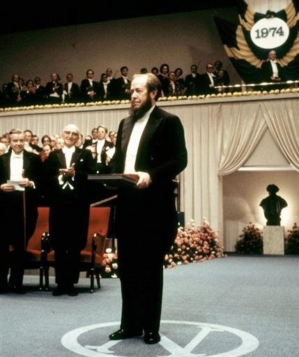 Нобелевская речь, 1974