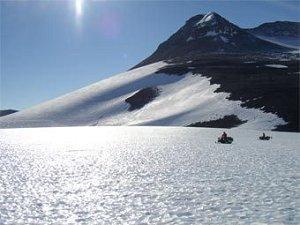 В Антарктиде открыт новый мир