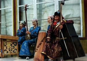 Монгольские музыканты