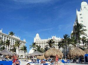 остров АРУБА -Отель HOTEL RIU PALACE ARUBA 5
