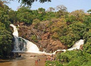 Реки Анголы