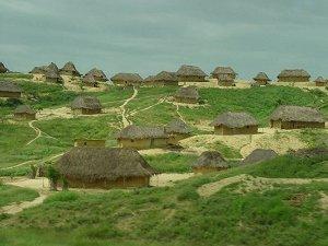 Большую часть территории Анголы занимает плоскогорье