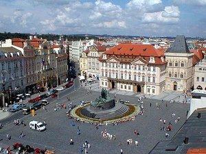 Староместская площадь