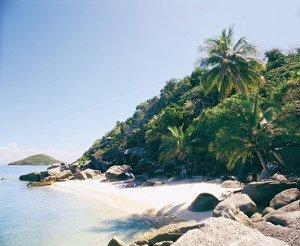Остров Бедарра