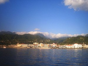 Розо - столица Доминики