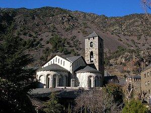 церкви в Андорре