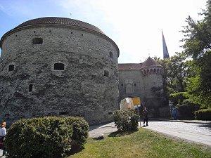 Средневековые укрепления Таллинна