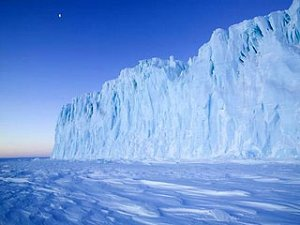Пейзажи Антарктики