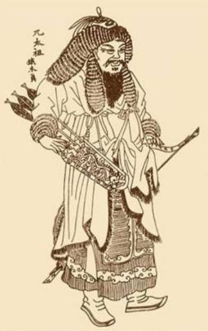 Темучин - Чингих-хан