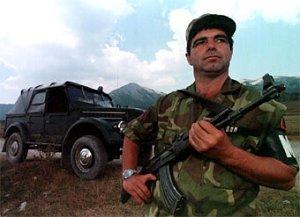 Албанские вооруженные силы
