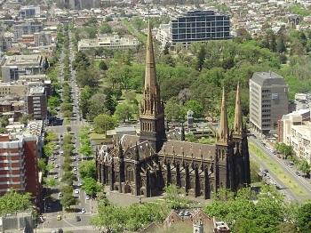 Собор Святого Патрика (St Patrick's Cathedral)