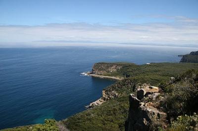 Западное побережье Тасмании