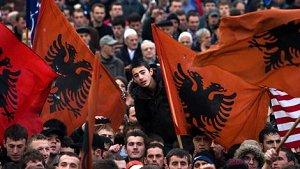 албанцы в косово