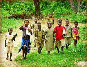 Население Того