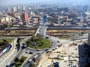 Кочабамба — один из крупнейших городов Боливии