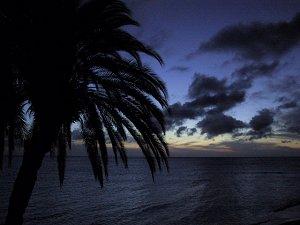 Ночная Аруба