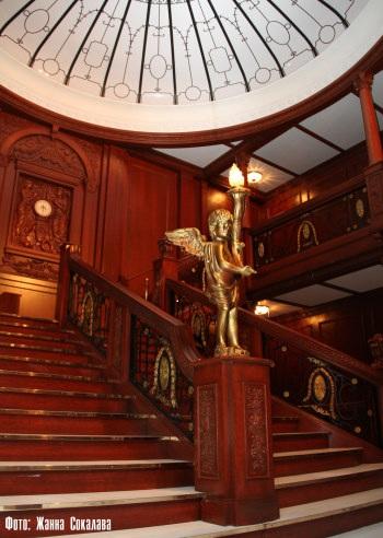 Выставка «Титаник: история, находки, легенды»