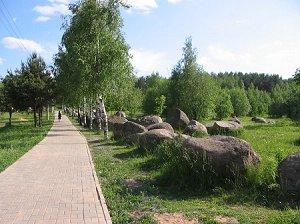 Музей камней в Уручье