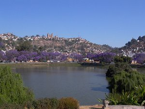 Антананариву - столица Мадагаскара