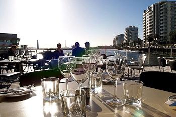 Мельбурн, это центр ресторанного искусства Австралии
