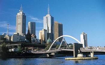 Мельбурн вполне заслужил право называться самым живописным городом Австралии