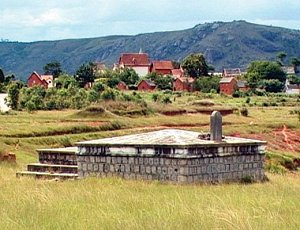 Кибори - родовой могтльник народа антаисака