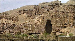 буддийские реликвии в долине Бамиан