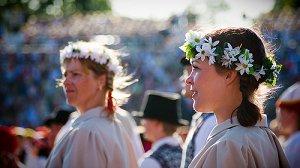 Эстонский фольклор
