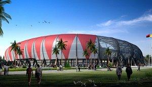 Стадион в Луанде