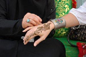 Брак в Алжире