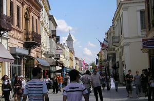 Битола – второй по величине город в стране, расположенный на самом юге, у границы с Грецией