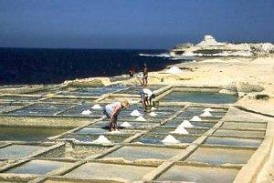 Добываемая на Ангилье соль